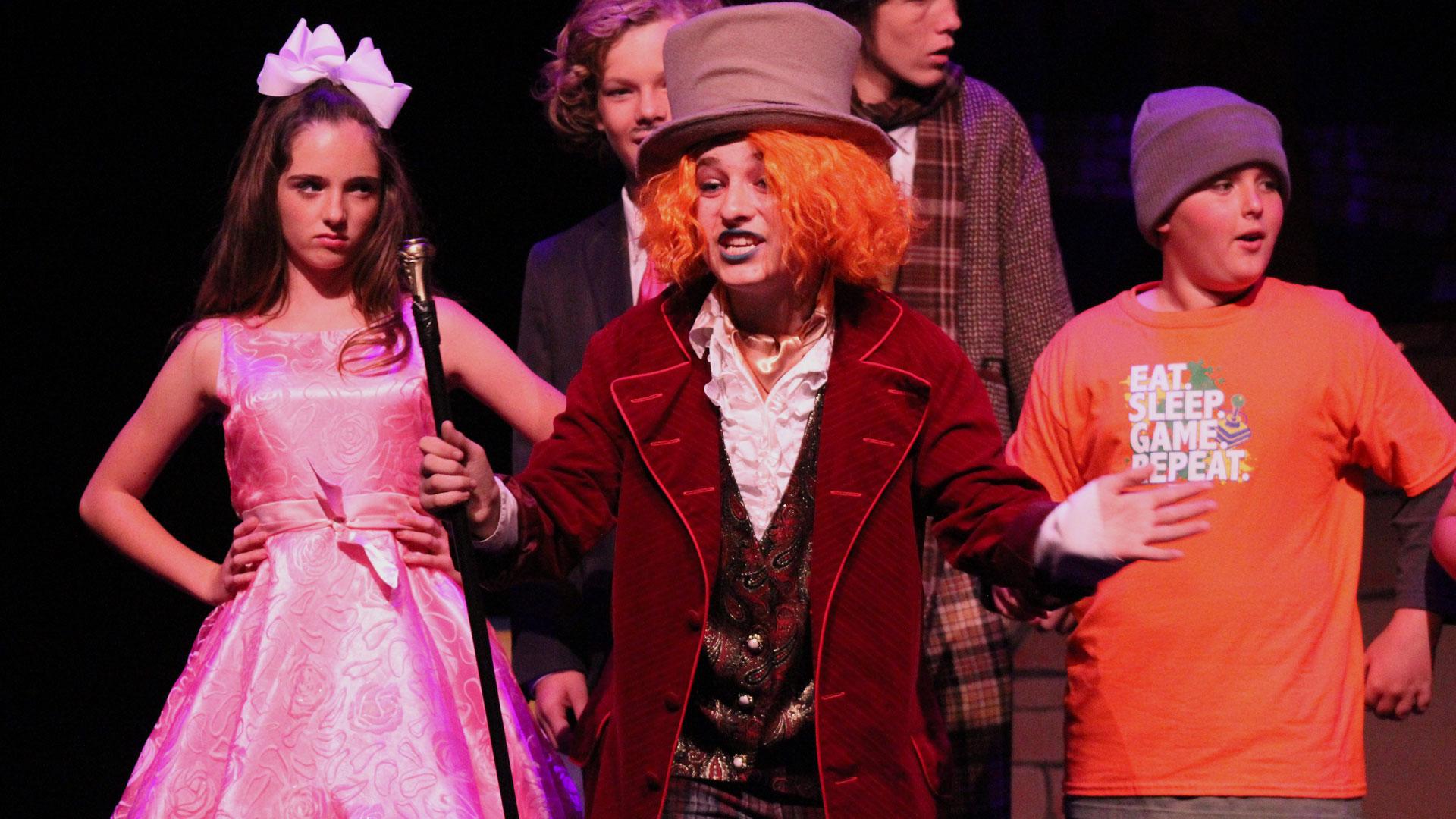 Willy Wonka   Braver Players