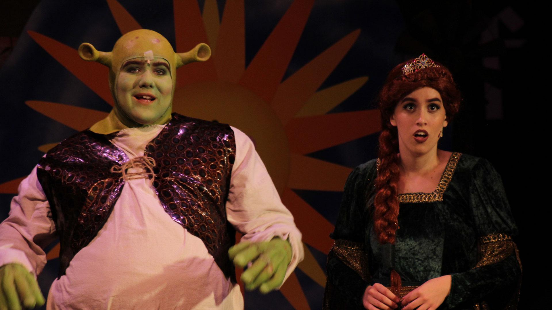 Shrek   Braver Players Theater Company