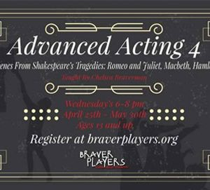 Acting Classes for Teens
